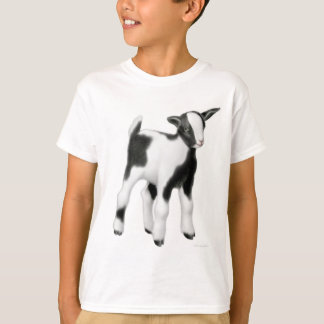 Cute Baby Goat Kids T-Shirt