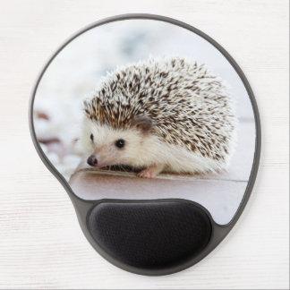 Cute Baby Hedgehog Gel Mouse Pad