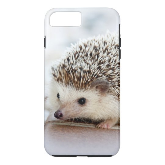 Cute Baby Hedgehog iPhone 8 Plus/7 Plus Case