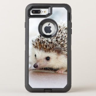 Cute Baby Hedgehog OtterBox Defender iPhone 8 Plus/7 Plus Case