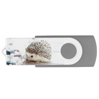 Cute Baby Hedgehog USB Flash Drive
