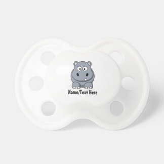 Cute Baby Hippo Customize Dummy