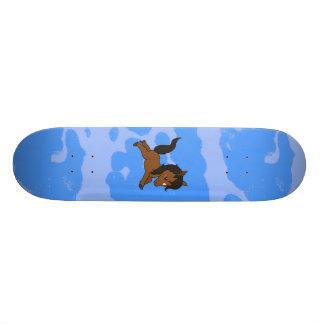 Cute baby Horse Skate Deck