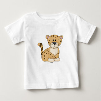 Cute Baby Leopard Baby T-Shirt
