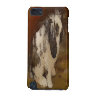Cute, Baby Lop Eared Rabbit iPod Touch 5G Cases