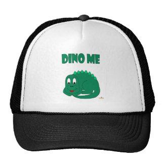 Cute Baby Lt Green Dinosaur Dino Me Mesh Hats