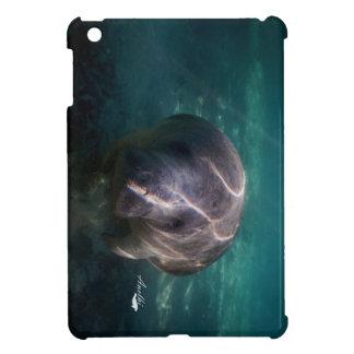 Cute baby manatee cover for the iPad mini