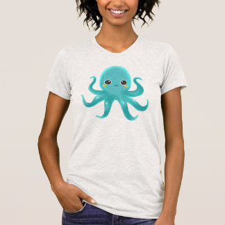 Cute Baby Octopus Tshirt
