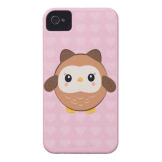 Cute Baby Owl iPhone case