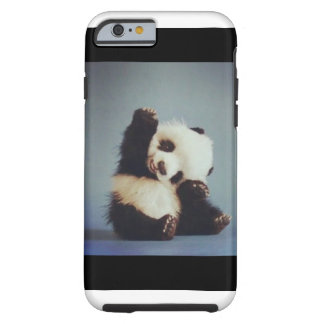 Cute Baby Panda iPhone 6 case Tough iPhone 6 Case