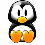 Cute Baby Penguin - Customizeable