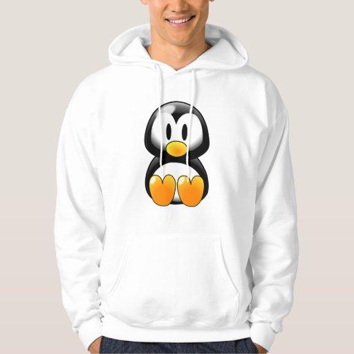 Cute Baby Penguin - Customizeable Sweatshirt
