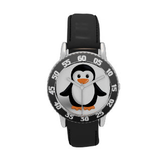 Cute Baby Penguin Watches