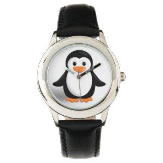 Cute Baby Penguin Watch