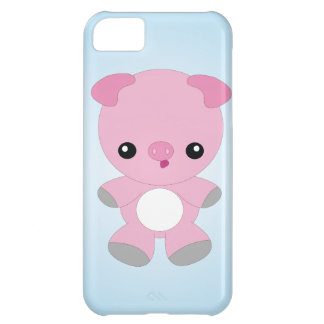 Cute Baby Pig iPhone case