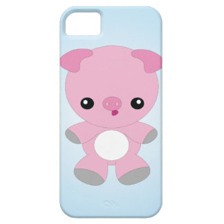 Cute Baby Pig iPhone case Case For The iPhone 5