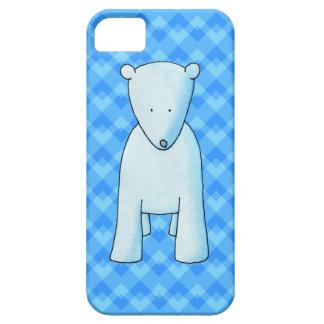 Cute baby polar bear. case for the iPhone 5