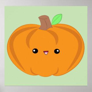 Cute Baby Pumpkin Print