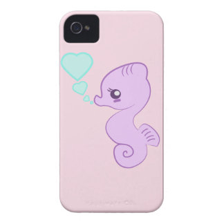 Cute Baby Seahorse Case-Mate iPhone 4 Cases