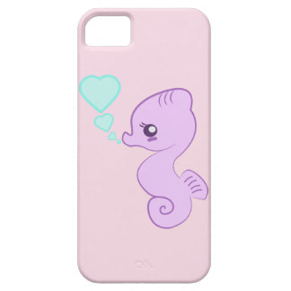 Cute Baby Seahorse iPhone case Barely There iPhone 5 Case
