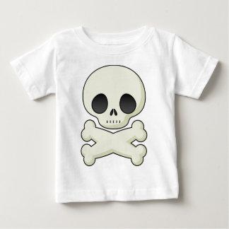 Cute baby Skull Baby T-Shirt