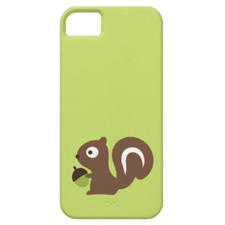 Cute Baby Squirrel Design iPhone 5 Case