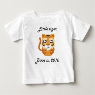 Cute baby tshirt Chinese zodiac - 2010 tiger