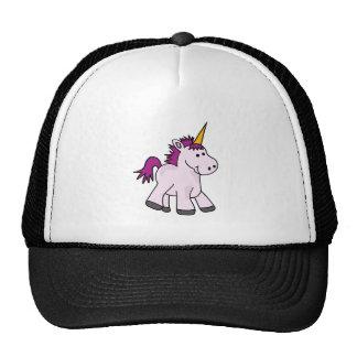 Cute Baby Unicorn Cartoon Cap