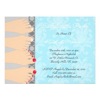CUTE Bachelorette Party Design Personalized Invitations