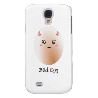 Cute Bad egg Galaxy S4 Case