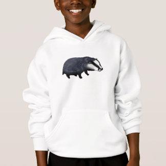 Cute badger