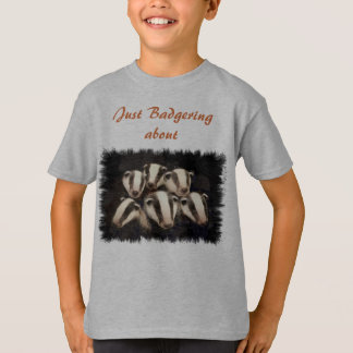 Cute Badger Cubs T-Shirt
