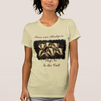 Cute Badger Cubs T-Shirt