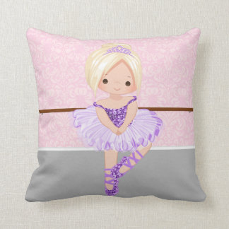 Cute Ballerina Cushion