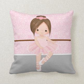 Cute Ballerina Cushion