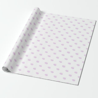 Cute Ballet Tutu Baby Shower Wrapping Paper