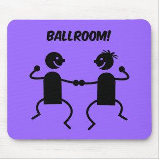 Cute ballroom mouse pads