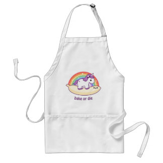 Cute Banana Unicorn Standard Apron