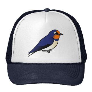 Cute Barn Swallow Cap
