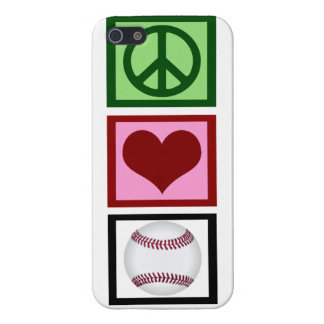 Cute Baseball Case For iPhone 5/5S