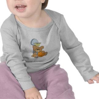 Cute Basketball Bear Tshirt