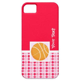 Cute Basketball iPhone 5 Cover