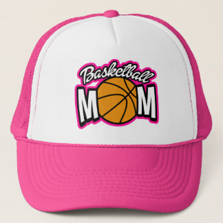 Cute Basketball Mom Hat
