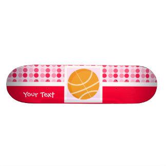 Cute Basketball Skate Board Decks
