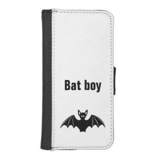 Cute bat cartoon pun joke boys