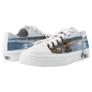 Cute Beach Shoes Printed Shoes