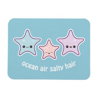 Cute Beach Starfish Magnet
