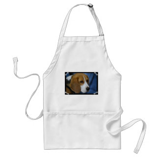 Cute Beagle  Apron