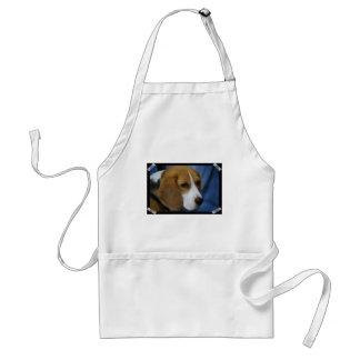 Cute Beagle  Apron