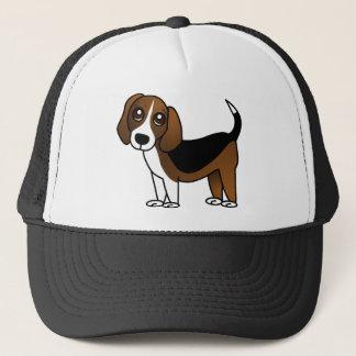 Cute Beagle Cartoon Dog Trucker Hat